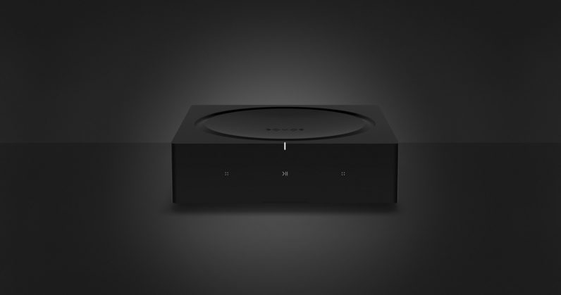 Sonos' new stackable Amp gives your traditional speakers wireless powers