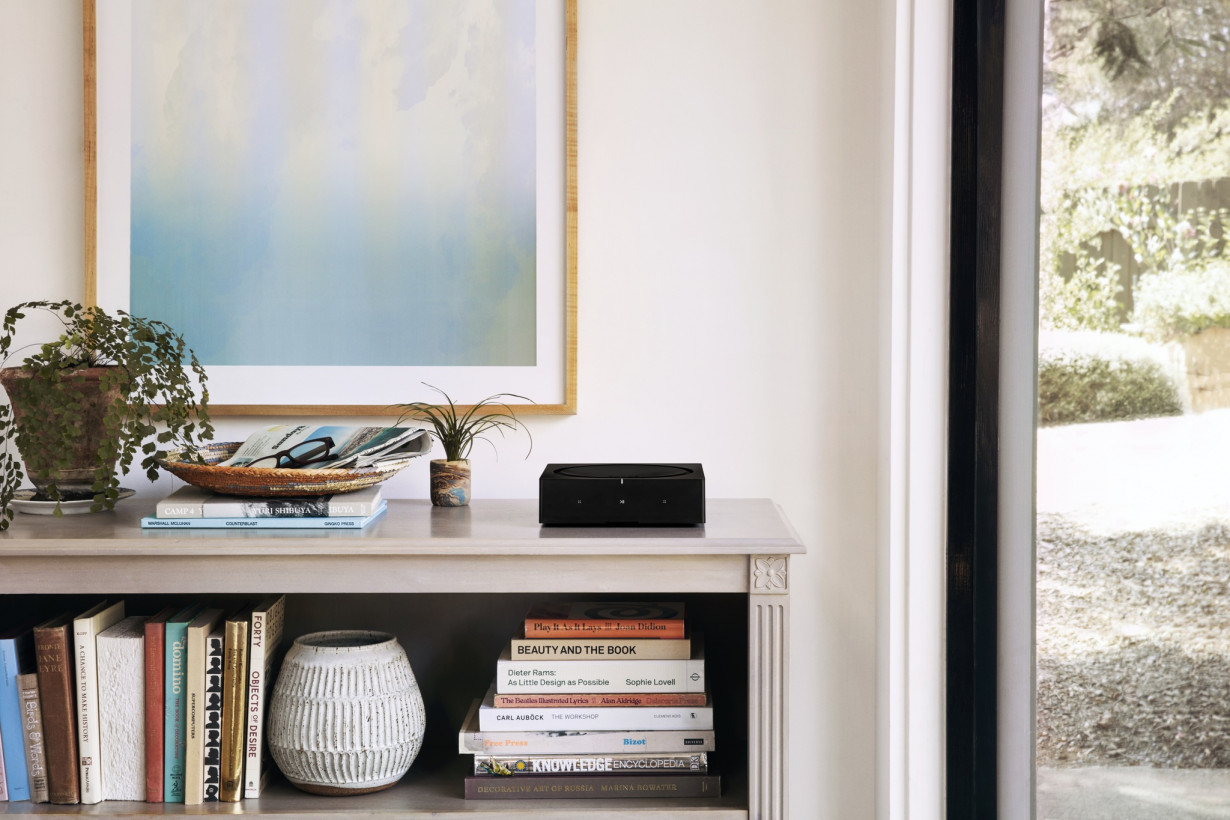 Sonos Announces New Speaker Amp With AirPlay 2 Support