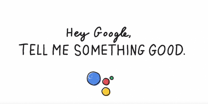 Google's 'Tell me something good' might just restore your faith in humanity