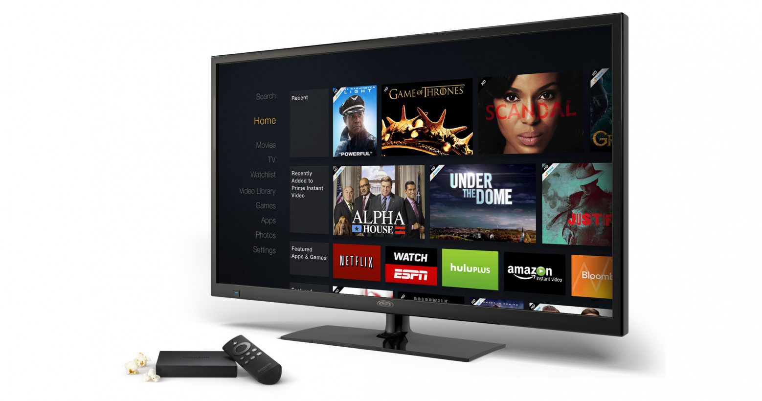 Amazon is reportedly building a free streaming video service for Fire TV owners