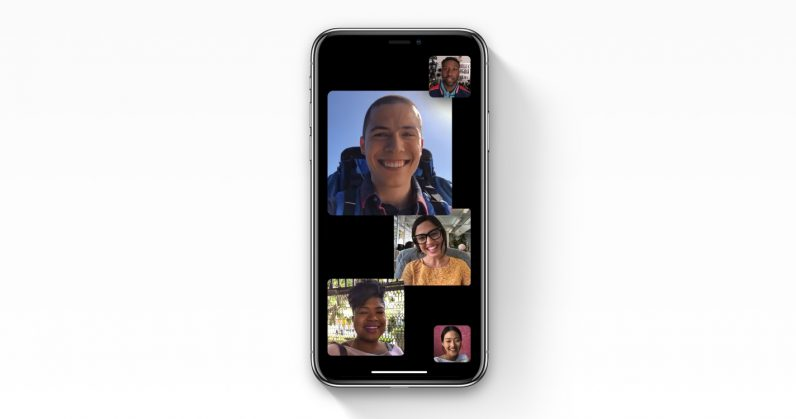 Apple Says Ios 12 Won T Support Group Facetime Calls At Launch