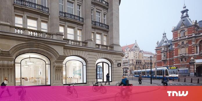 iPad explodes at Apple's Amsterdam store, customers evacuated