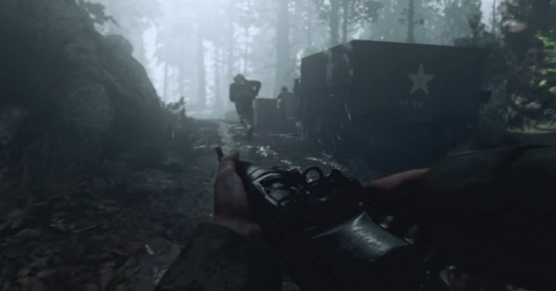 Blind gamer racks up 7,600 kills in Call of Duty: WWII