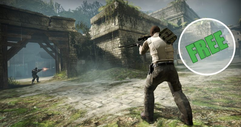 Counter Strike Global Offensive Now Has A Free Version You