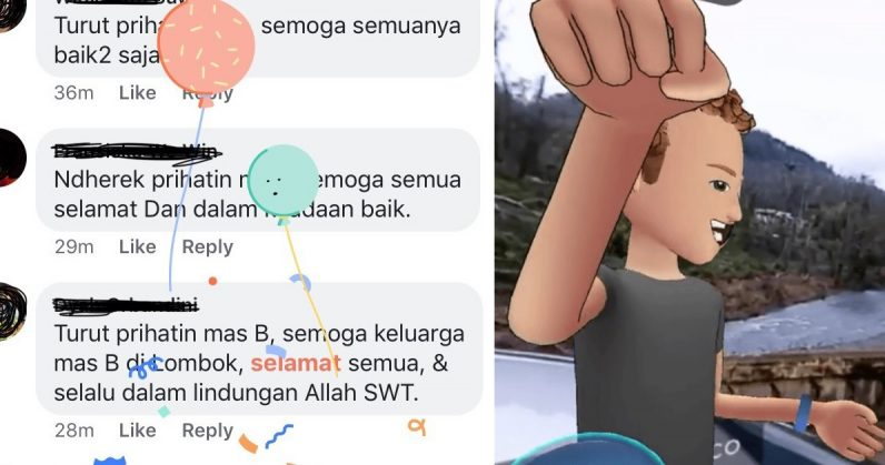 Indonesian quake : Facebook 'regrets' celebration animations