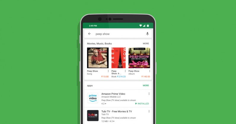Find the right streaming app for whatever you want to watch with Google Play
