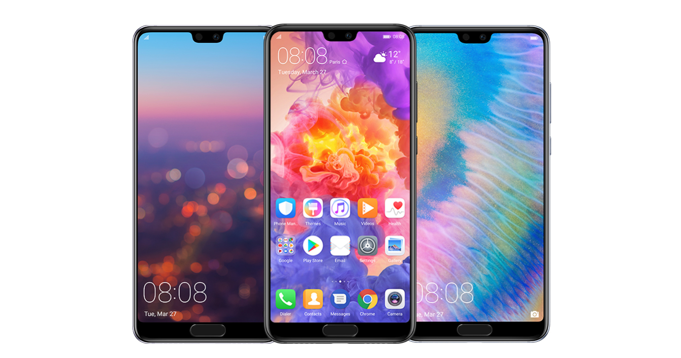 Huawei's P20 lineup was well received this year