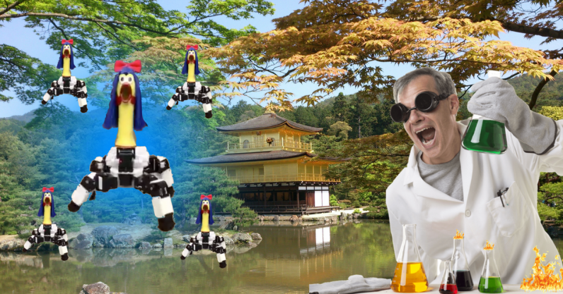 Check out these brilliantly weird Japanese inventions we found