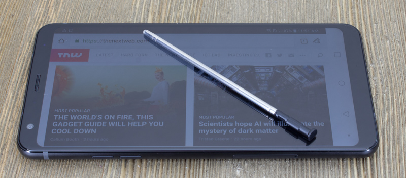 Review: The Prime Exclusive LG Stylo 4 is a bargain-basement Galaxy