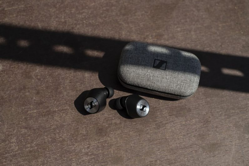 Sennheiser's Momentum True Wireless bring a hi-fi pedigree to $300 earbuds