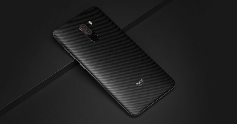 Xiaomi unveils its flagship-spec Poco F1 at just $300