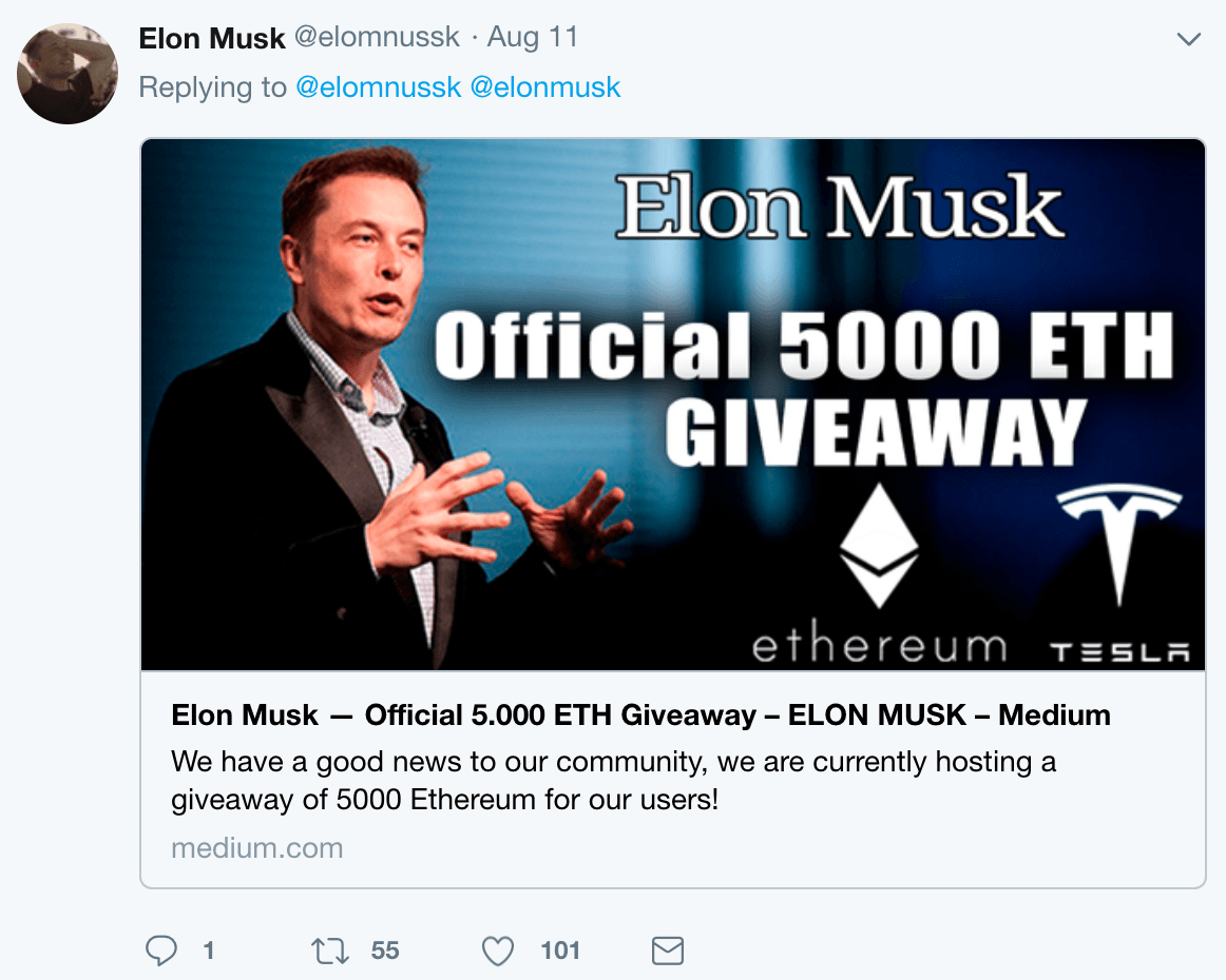 "Elon Musk: ""I Want Ethereum (ETH) Even If It Is A Scam"" 16"