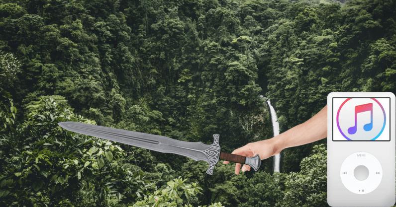 Scientists are using solar powered MP3 players to fight diarrhea in the rainforest
