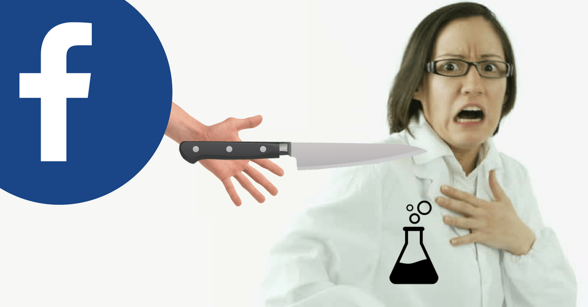 Facebook's attitude towards researchers should worry you