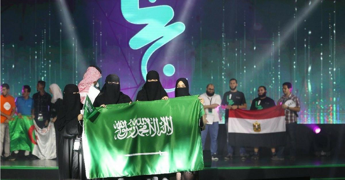 All-female Saudi team reigns supreme at world's largest hackathon