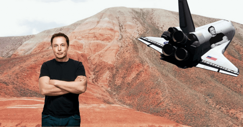 Sorry Elon Musk, but colonizing Mars isn't going to happen