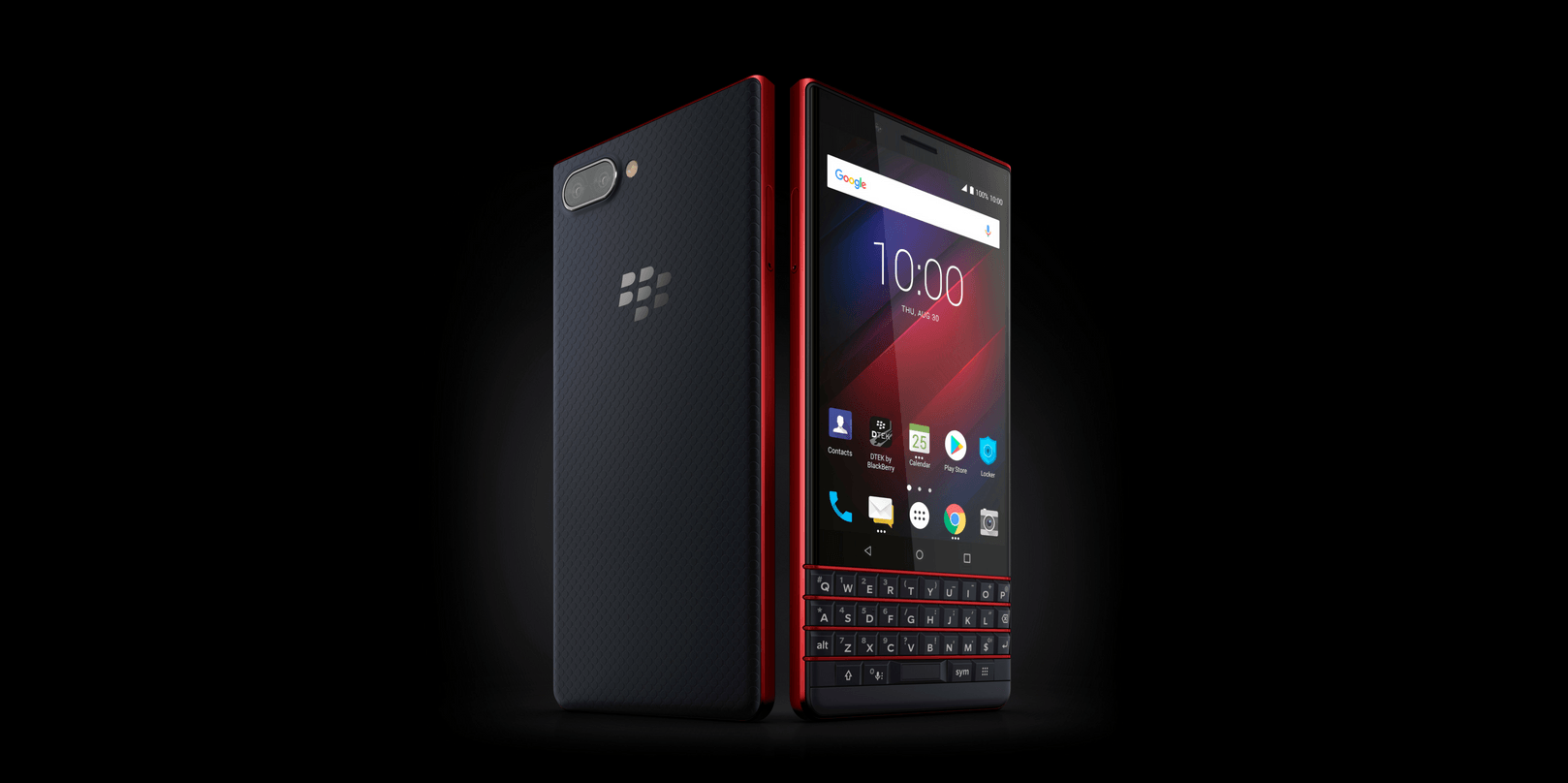 The BlackBerry Key2 LE is a $399 phone with a QWERTY keyboard