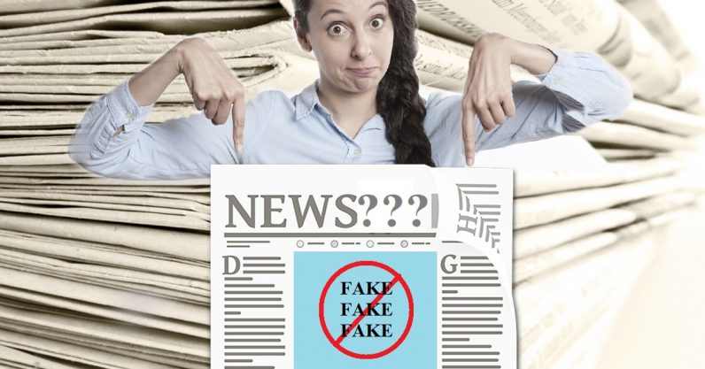 This terrifying AI generates fake articles from any news site
