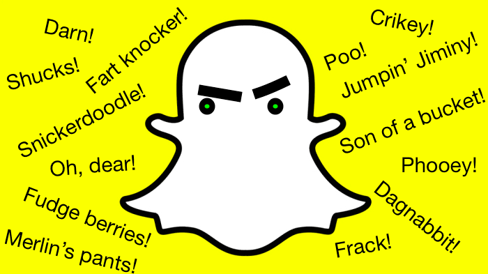 Snapchat's leaked source code is clean, literally