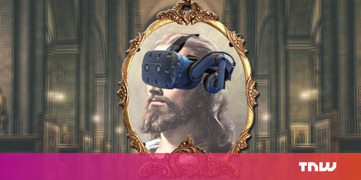 Jesus Christ… is What the First Feature-length VR Film is About