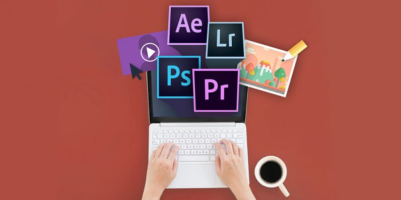 Learn how to use all of Adobe's most popular apps for under $4 per course