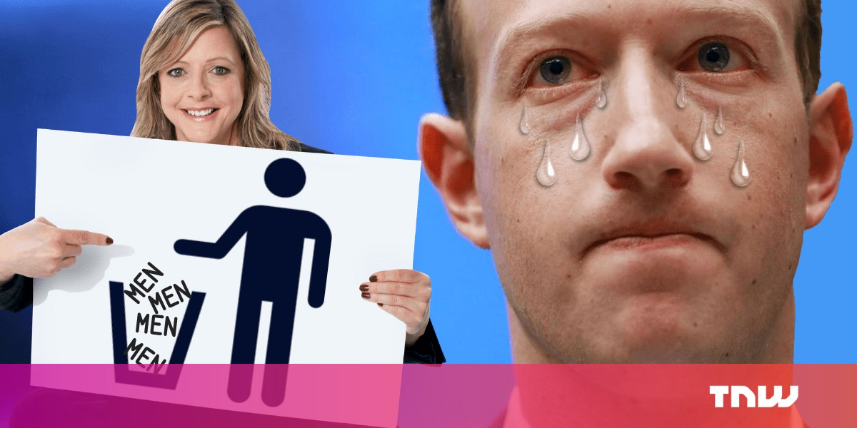 Facebook Thinks Saying 'all Men are Trash' is Hate Speech