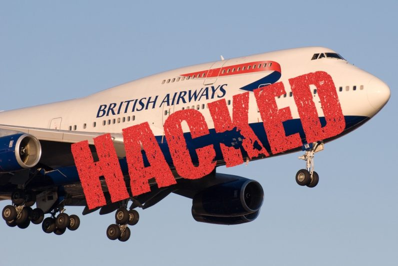 Hackers hijack 380,000 customers' data from British Airways