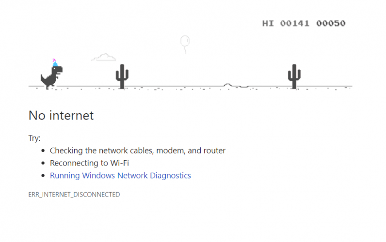 4 years later, Google finally explains the origins of its Chrome dinosaur game