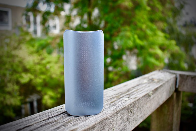 The Davinci IQ is a masterful weed vape for the meticulous marijuana enthusiast