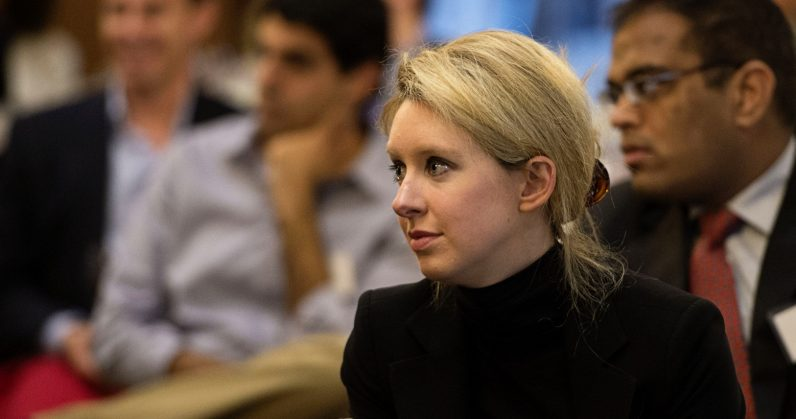 Theranos is shutting down its fraudulent blood testing business