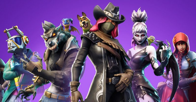 Epic patches 'embarrassing' issue with jiggly breasts in Fortnite