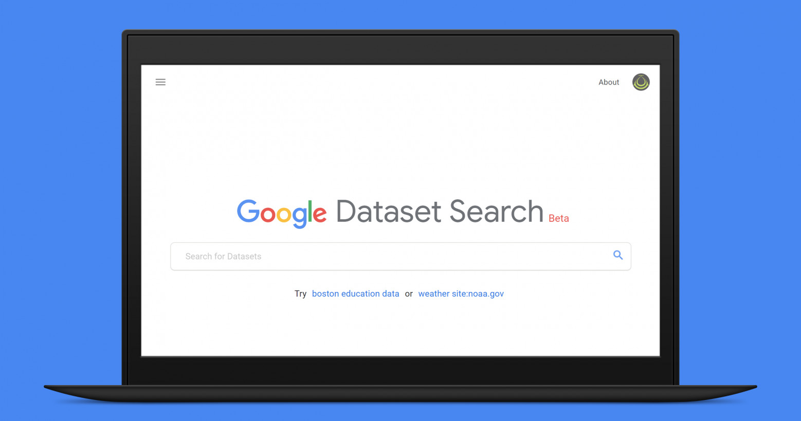 Google's new search engine reveals public datasets for research and journalism projects
