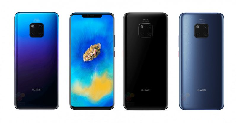 Huawei Mate 20 Pro 796x417 - Here's our best look at at Huawei's Mate 20 Pro yet