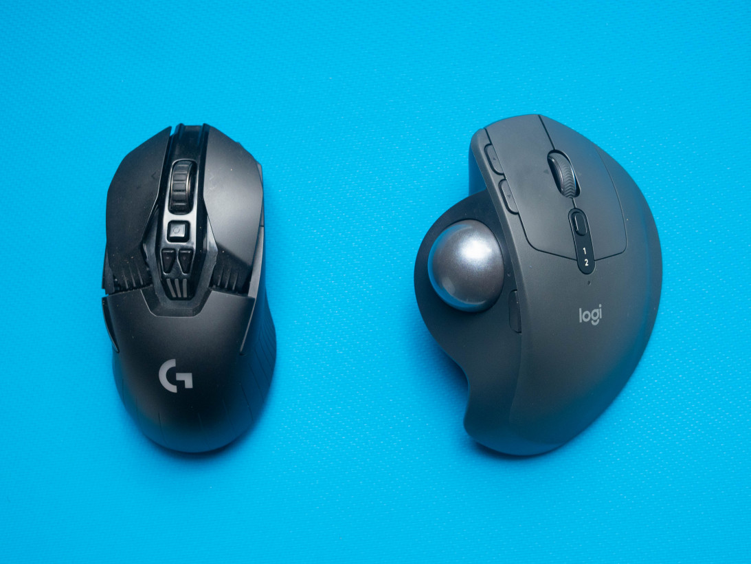 Logitech's MX Ergo almost convinced me to switch to a