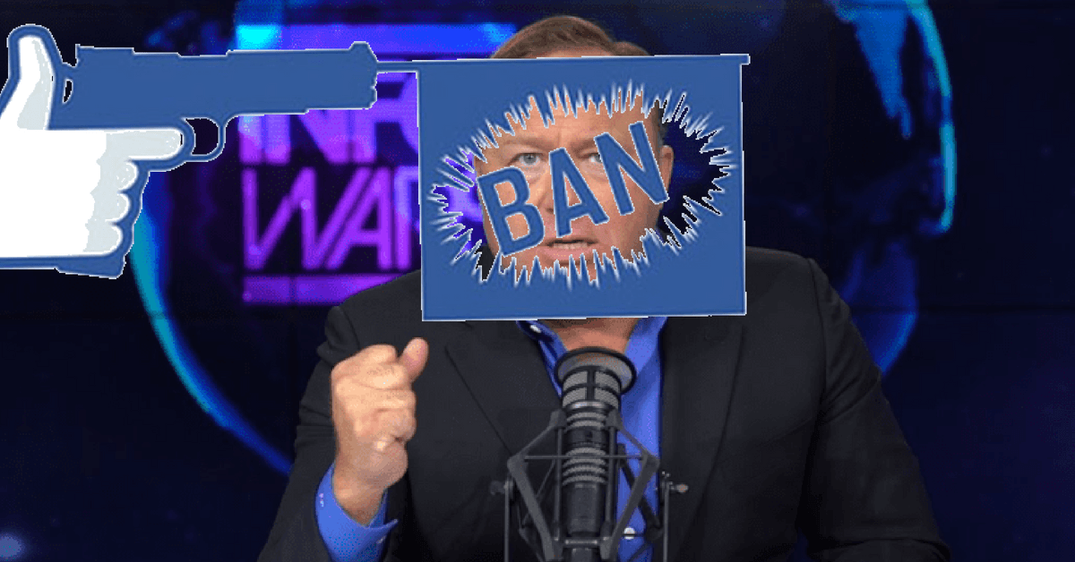 Social media is the source of the Infowars problem, not the solution