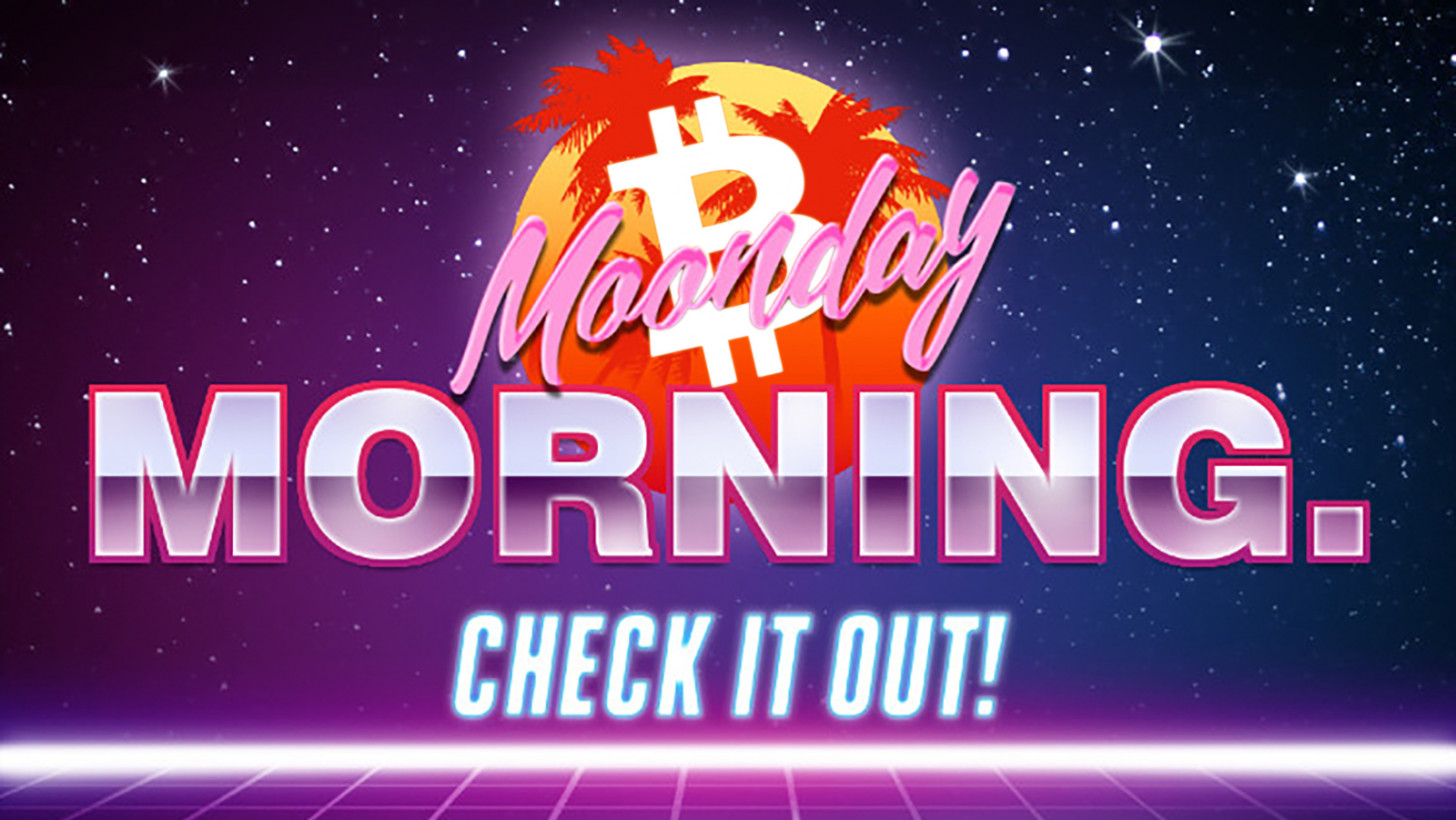Moonday Mornings: Banks pour $50M into blockchain, Bitcoin gets on CBS' 60 Minutes