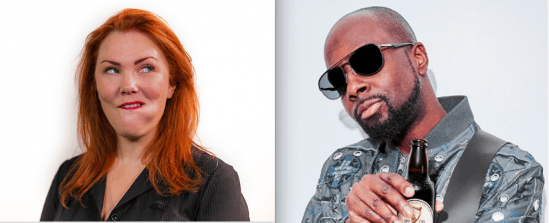 Me and Wyclef: Peas in a pod on copyright