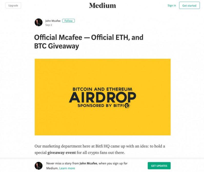 blockchain, cryptocurrency, bitcoin, ethereum, btc, eth, McAfee, musk