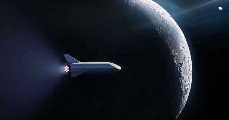 SpaceX has signed up its first passenger for a trip around the moon