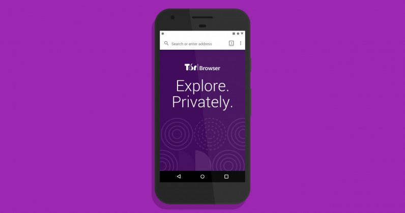 Tor web browser debuts on Android