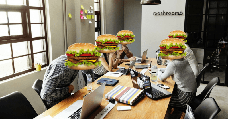 How a hamburger anecdote shaped my tech startup mentality