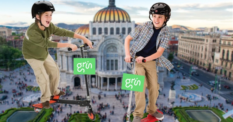 How scooters could save Mexico City from being the world's most polluted city