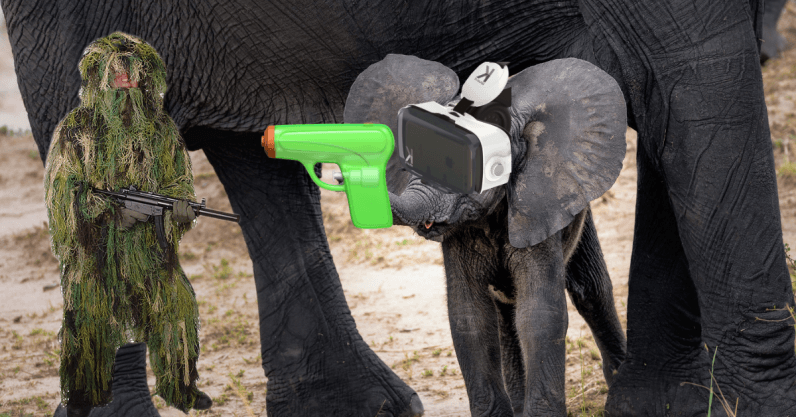 AI can protect elephants from poachers — here's how