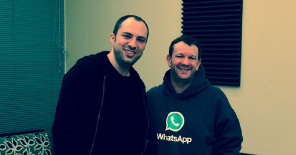 brian acton - WhatsApp co-founder: Facebook already had plans to serve ads on the app before acquisition