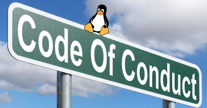 Chaos follows Linux dev community's new code of conduct
