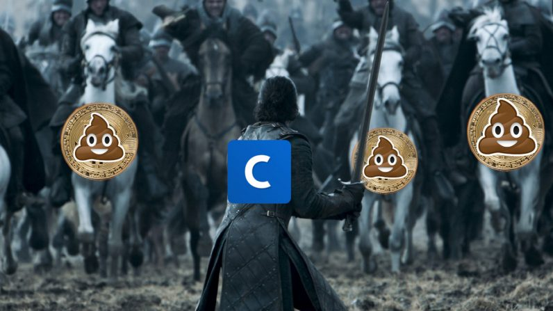Coinbase opens its listing process to everyone – and gets trolled mercilessly