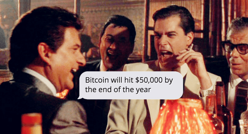 comedy cryptocurrency bitcoin blockchain 796x431 - Meet the folks making Bitcoin the butt of their jokes