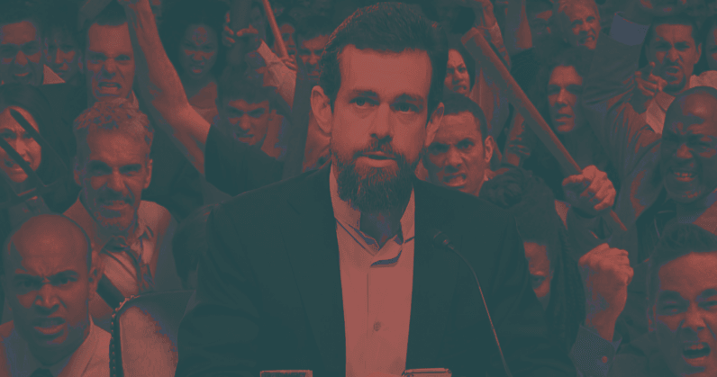 Twitter CEO's comments will ignite the right, context be damned
