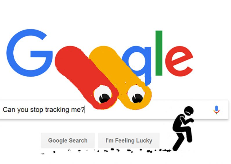 googletracking 796x567 - I dismantled Google's tracking systems — here's what happened
