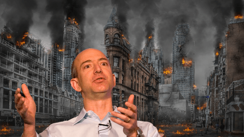Amazon's two secret strategies behind becoming a trillion-dollar company